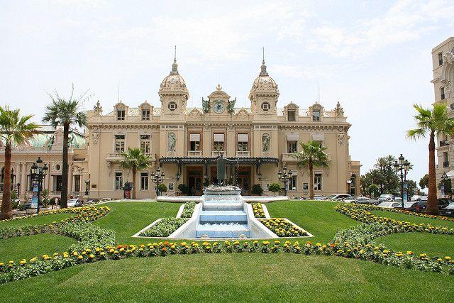 Casino Monte-Carlo by Håkan Dahlström, via Flickr
