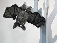 Häkelanleitung Sweepies Halloween Ü-Pet Fledermaus