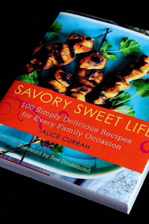 Savory Sweet Life CookbookCorn Chowder