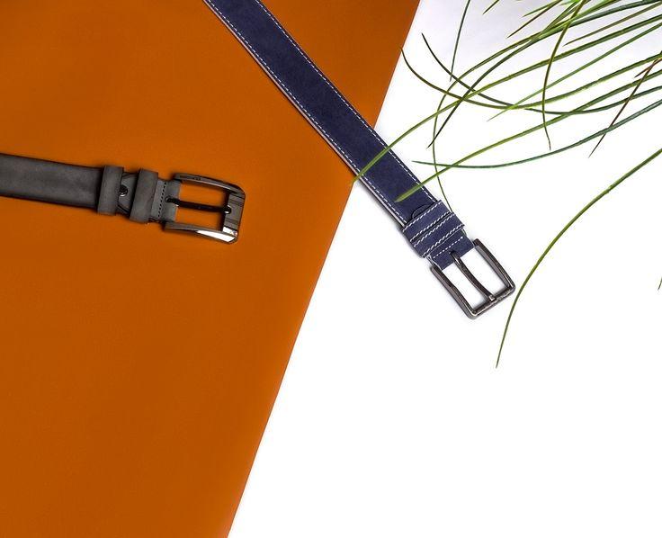 Accessories | Коллекция SS`16   Ремень синий замшевый - 1 799 руб. Ремень светло-серый - 1 799 руб.  #MFI #mensfashion_industry #musthave #аксессуары #ss16  mensfashion-industry.com