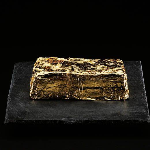 Lingot d'or chocolat Patrick Roger
