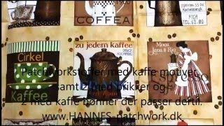 hannes patchwork - YouTube