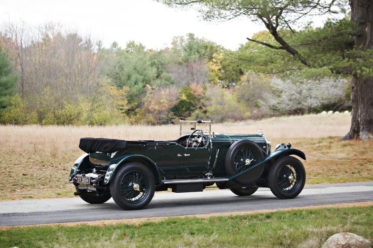 Take an exclusive look inside one of the top classic car auctions going up for sale, including a Bugatti Type 35 and Bentley 4.5 Litre Vanden Plas.