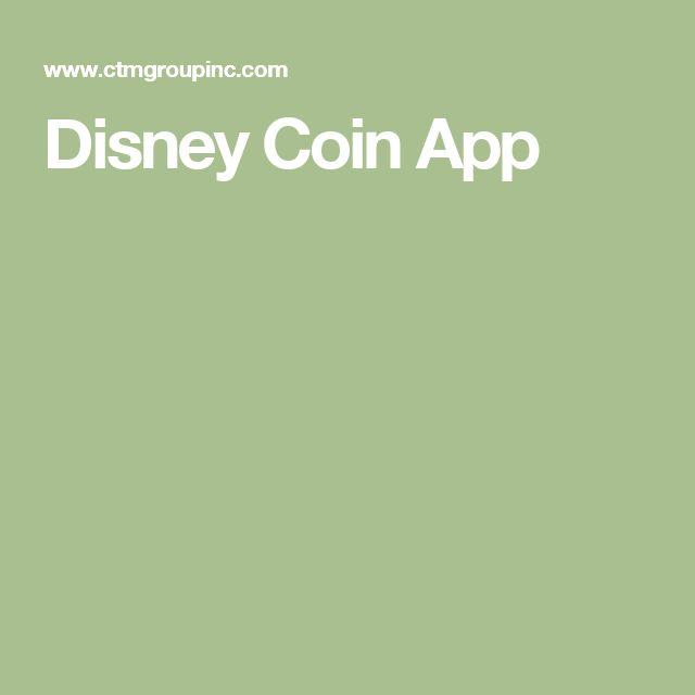 Disney Coin App