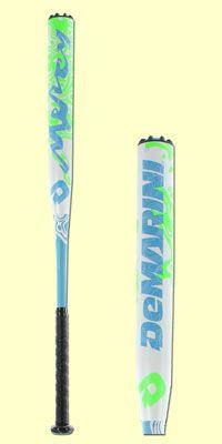 2015 DeMarini Mercy Slow Pitch Softball Bat: DXMSP                                                                                                                                                                                 More