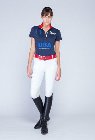 Asmar Limited Edition USA Polo