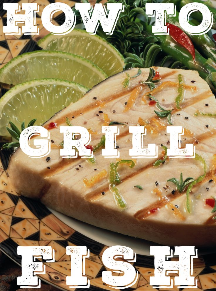 Learn how to grill fish on your barbecue with these tips.