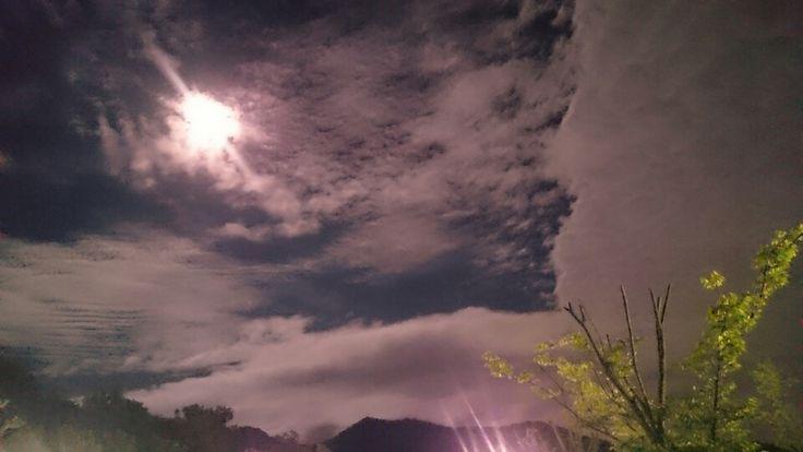 내성천 밤하늘