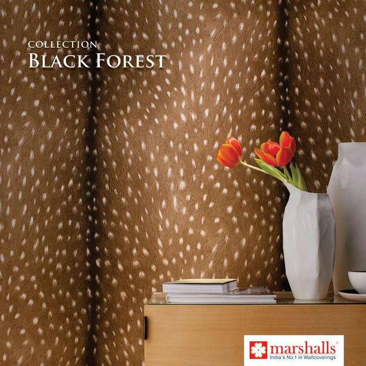 Add the #RoyalTouch to your #Walls with #Marshalls #BlackForest collection!! Shop now on www.marshallswallcoverings.com #DesignerWalls #Wallpaper #WallDecor #HomeDecor #Wallcoverings #HomeInterior #MarshallsWallcoverings