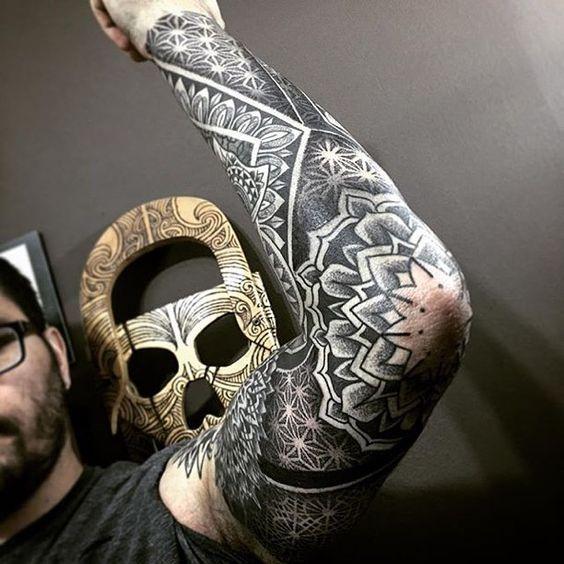 Mandala Tattoos For Men Mandala Tattoos For Men Mandala Tattoo