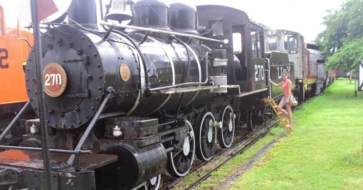 Museo del ferrocarril - Tizimín hace 100 años, hoy en el Museo del…