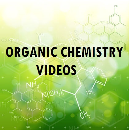 Organic Chemistry Tutorial Videos. This guy is a godsend! http://www.freelance-teacher.com/videos.htm#ORGANICCHEMISTRY