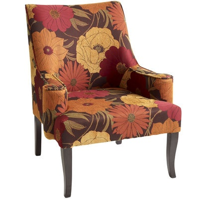 Zahir Armchair - Bold FloralLiving Rooms, Floral Pier, Zahir Armchairs, Furniture Piece, Pier1 Zahir, Room Zahir, Bold Floral Nic, Families Room, Living Room Furniture