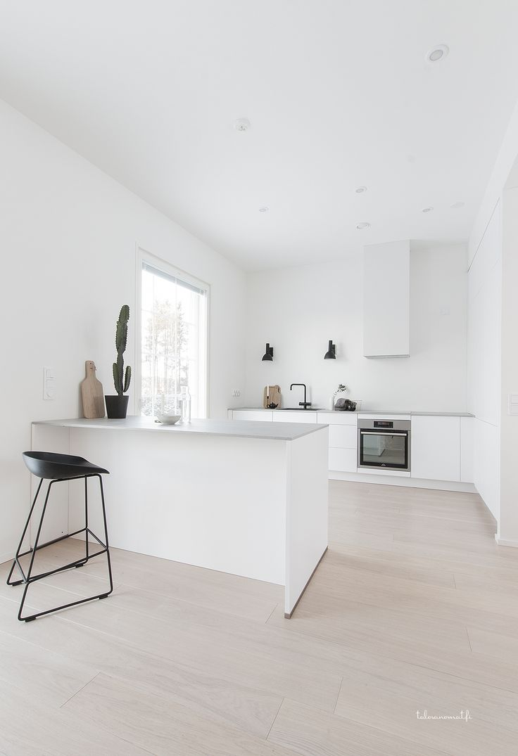 kitchen, modern kitchen, scandinavian kitchen, white kitchen