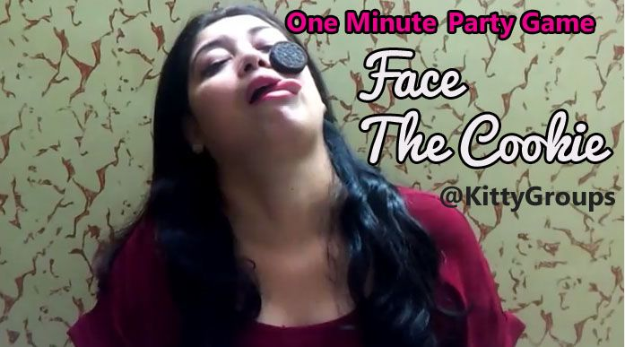 Birthday Party Games : Face The Cookies