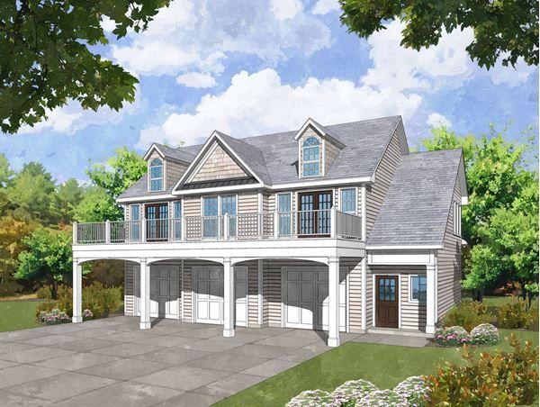 Gorgeous Dream Garages Garage Apartment Plans Metal Building Homes Building A House