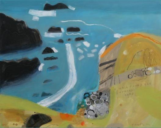 elaine pamphion,Seascapes 2