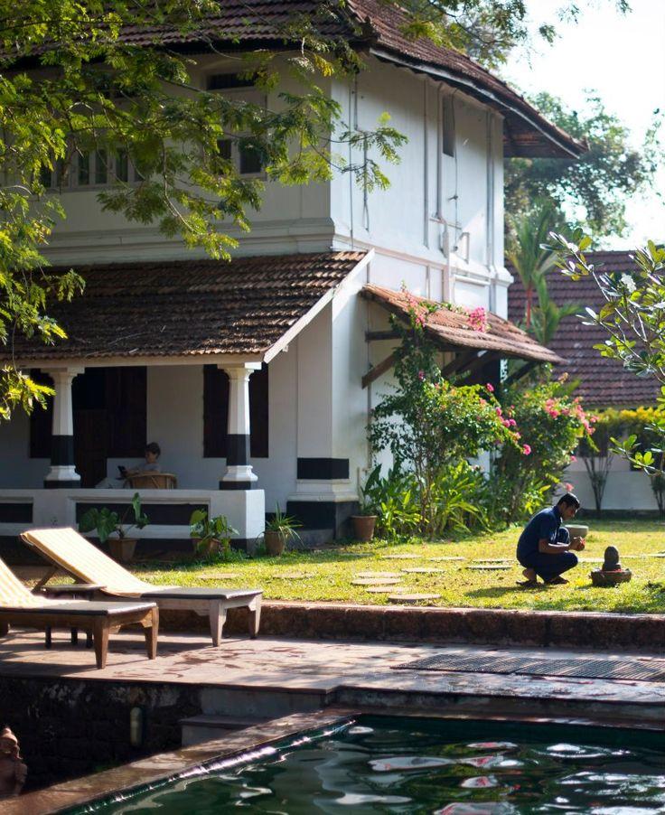 Keralathinde Veedu (House of Kerala, India)
