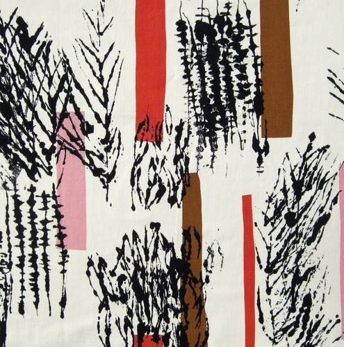 Lucienne Day - just fabulous                                                                                                                                                                                 More