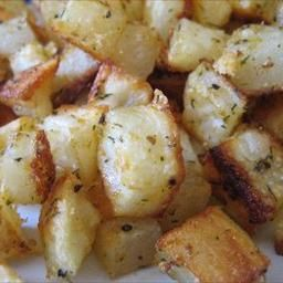Easy Breakfast Potatoes on BigOven: We love having potatoes for breakfast.  These potatoes are versatile .... they do very well as a side dish for lunch or dinner.
