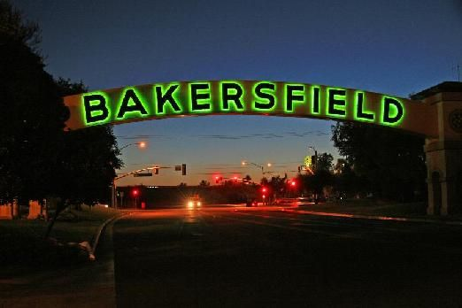 My town; Bakersfield . Day 3