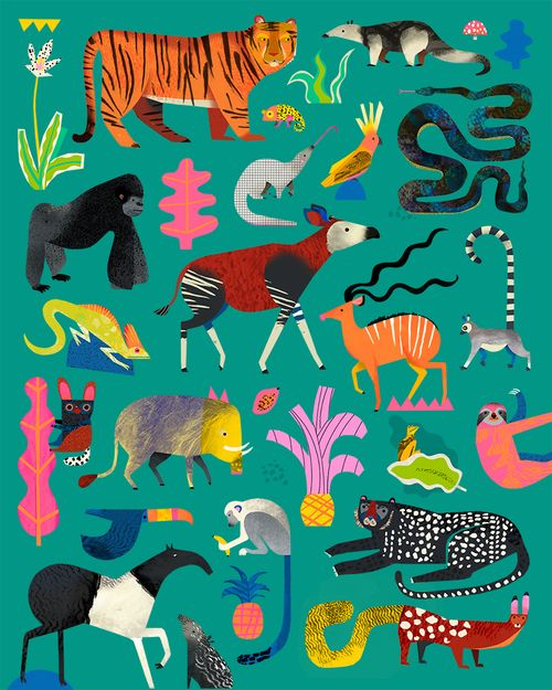 Jungle by Natasha Durley