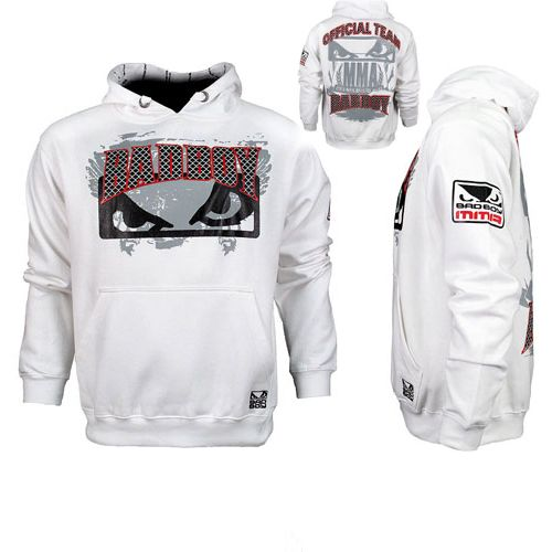 Bad Boy Official Hoodie http://hotlistsports.com is a cool reviews website on MMA clothing.