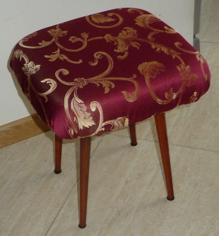 Moja siostra dostała ode mnie odnowiony fotel z czasów PRL na urodziny i od razu…