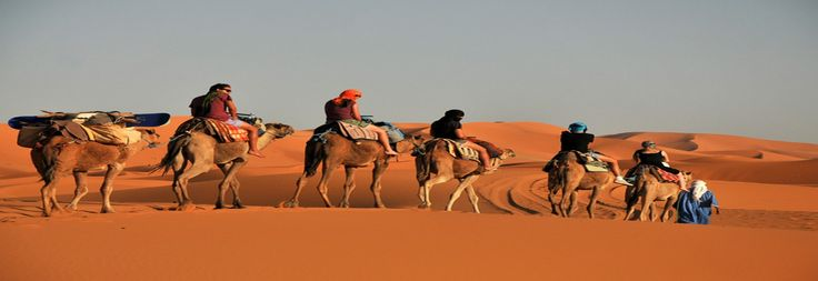 Marrakech Camel trips| Morocco Desert trip | Tours Morocco | Camel trek in Merzouga | Marrakech Day tours