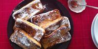 Συνταγή για λαχταριστό γαλλικό τοστ για ένα απίθανο πρωινό!