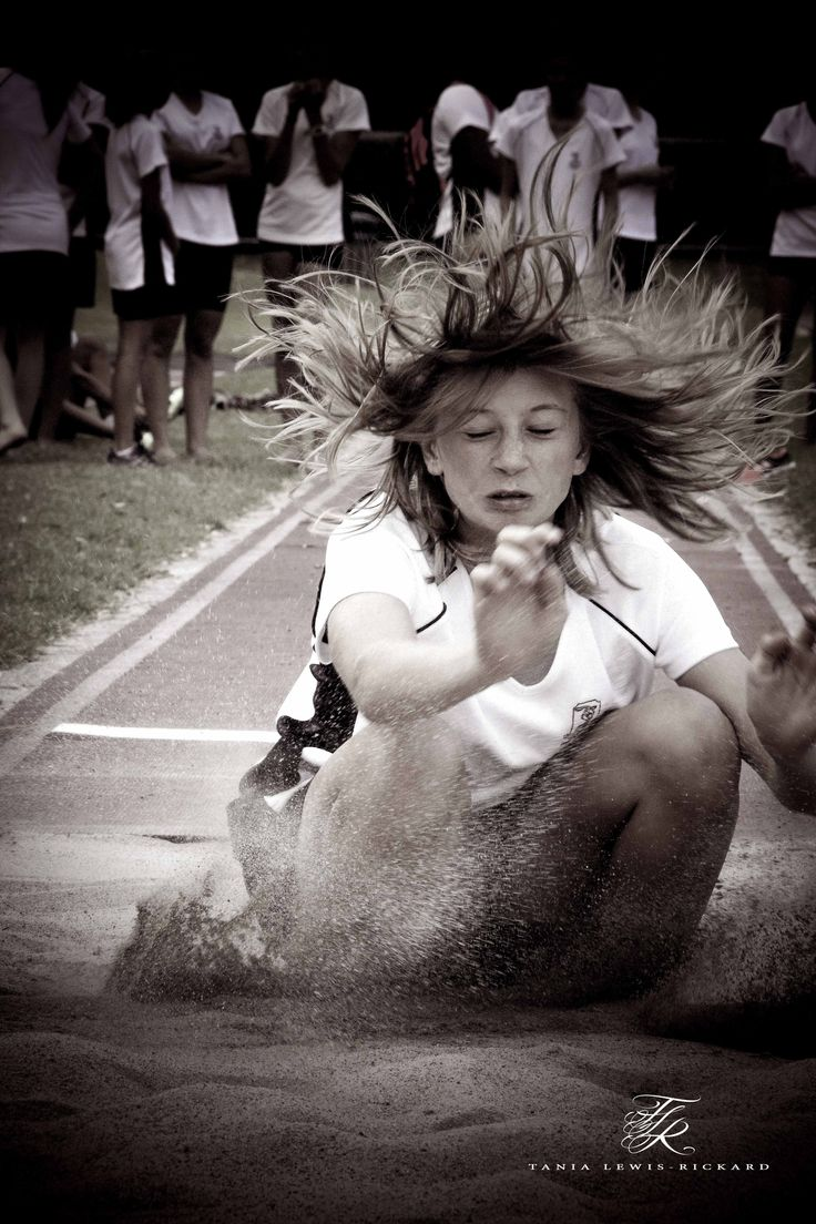 one of my own photos taken on school athletics champs day. i love hair!