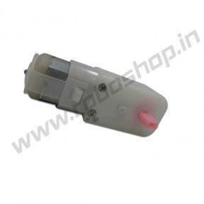 #BOMotor 60rpm  @ http://www.roboshop.in/motors/bo-1motor-60rpm