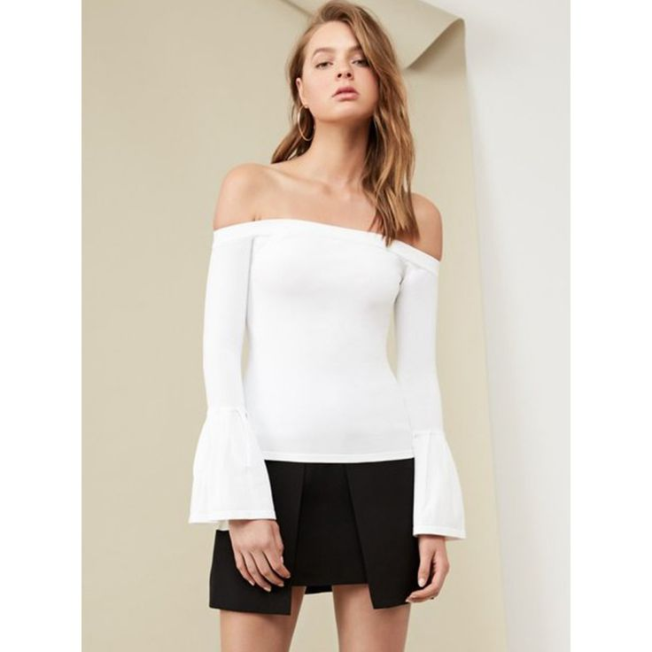 Finders Keepers The Label ' Tori Knit Top Cloud' Tops | Shop Splash    www.shopsplash.com