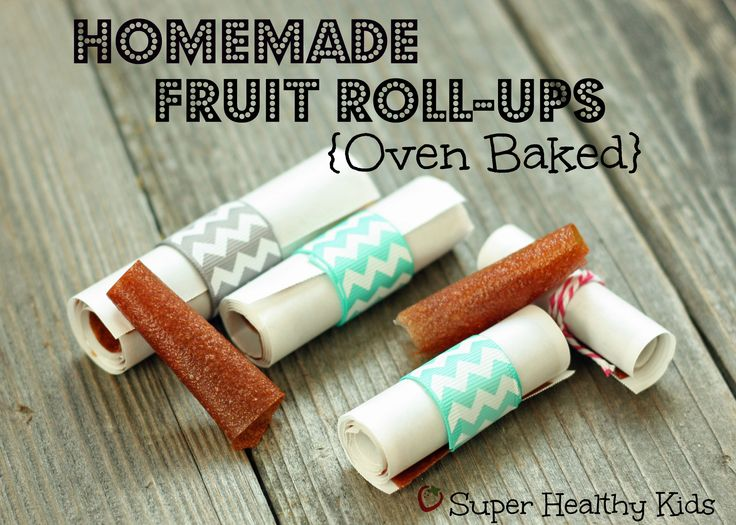 yellow fruits healthy fruit roll ups