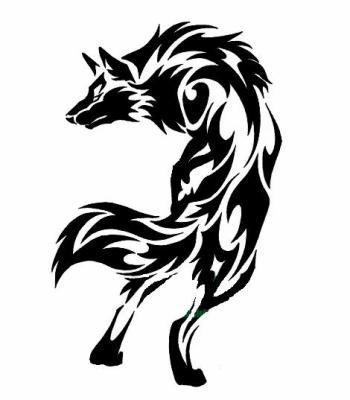 les 25 meilleures idées de la catégorie modèle de tatouage loup