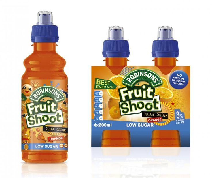Fruit Shoot | Brandhouse