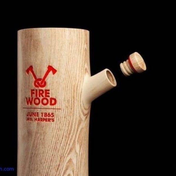 firewood vodka