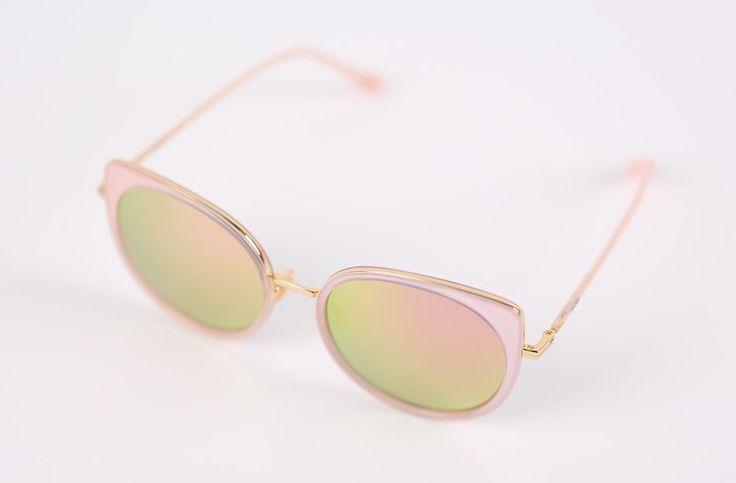 "Limelight Korean Eyewear Fashionable Wearable Sunglasses ""Holly C PK"" Pink | eBay"