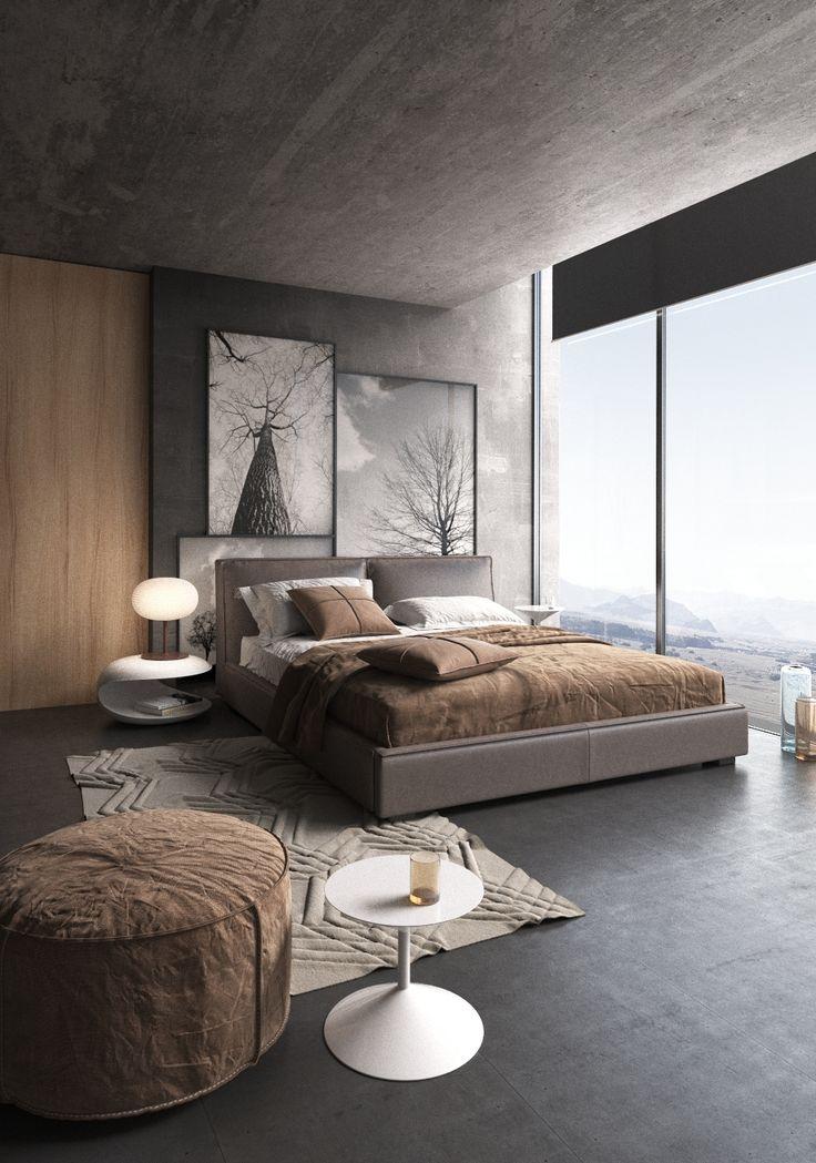 Digitalsellz | Bedroom (3ds Max And Corona)