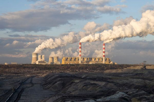 """Coal is a major part of Poland's economy, and they are not approving of other European countries' """"clean energy""""."""
