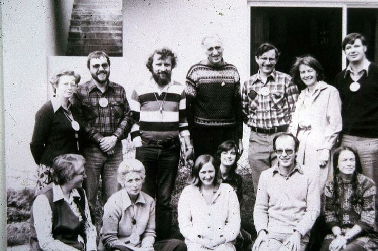 This week's L'Arche Jubilee Time Machine takes us to 1978... for an International Council group photo.