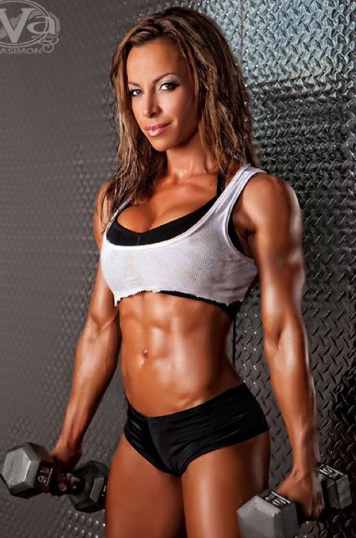 Female Fitness Models (Facebook). Gettin it in! http ...