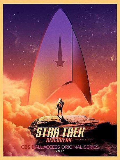 Star Trek: Discovery new TV series in 2017