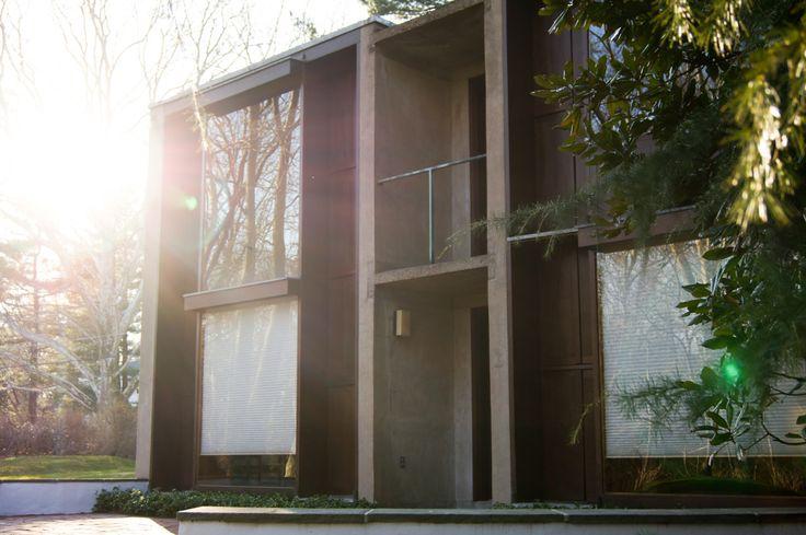 La Plataforma — Louis I. Kahn. Margaret Esherick House. Chestnut...