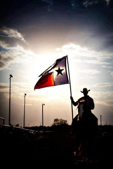 Texas!!! Texas pride runs deep!
