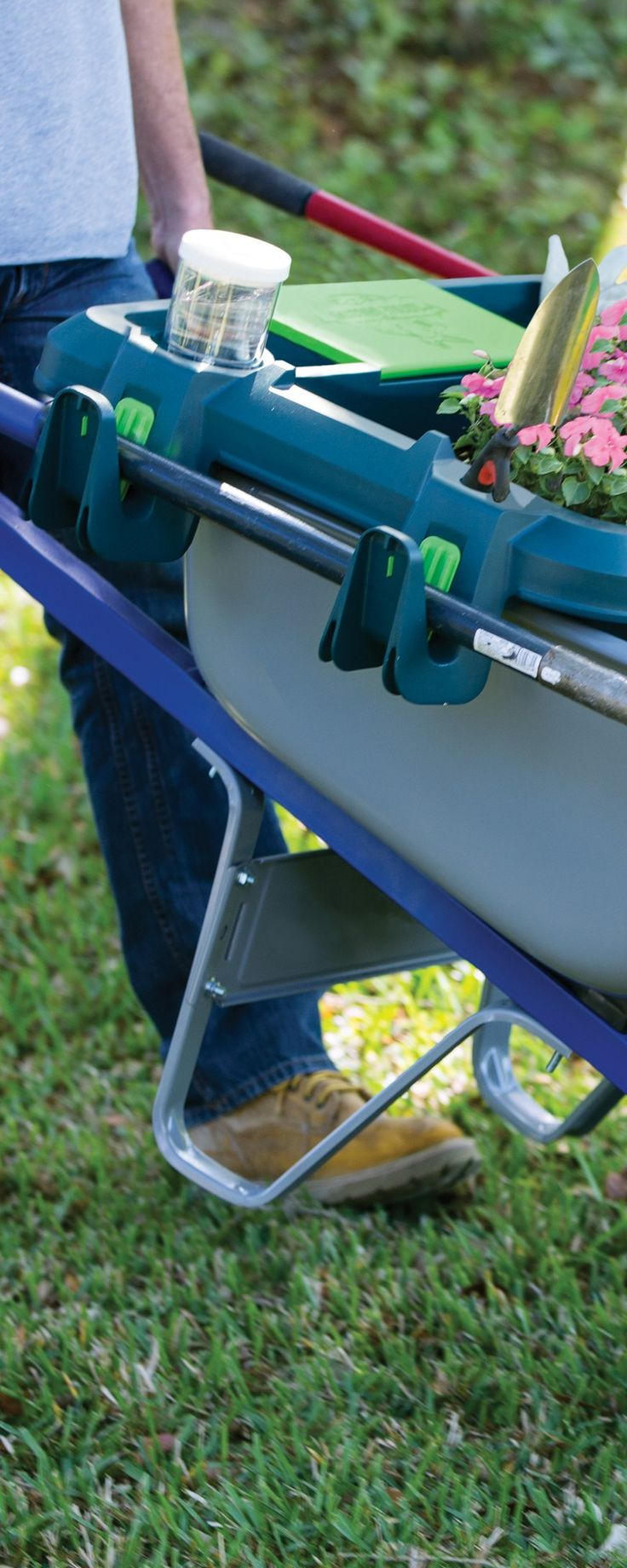 25 Unique Wheelbarrow Ideas On Pinterest Wheelbarrow