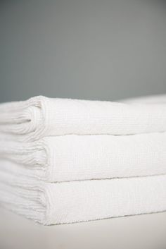 ¿Cómo blanquear profesionalmente las toallas para que queden como de hotel?
