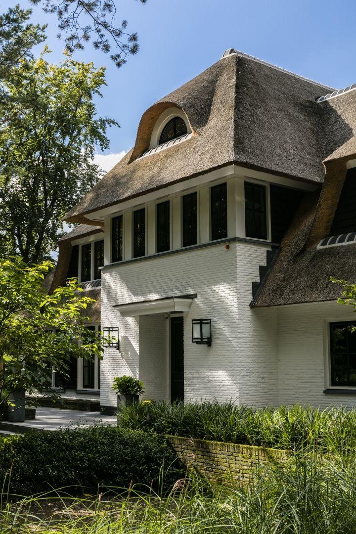 Landhuis Veluwe entree detail