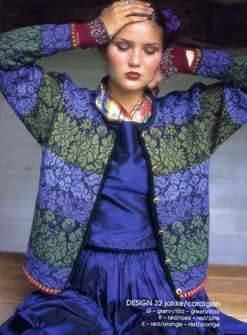 Solveig Hisdal -Norwegian knit designs,gorgeous.