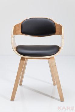 Stuhl+mit+Armlehne+Costa+Beech